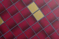 Z6 - Mosaik Rot & Gold