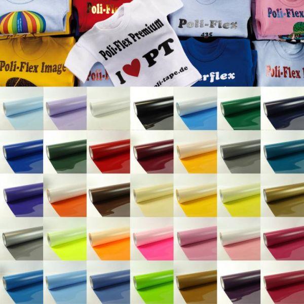 Poli-Flex® Premium Flexfolie Weiß