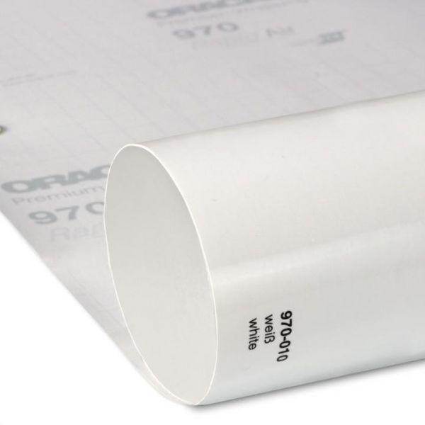 Oracal® 970RA Glanz 010 Weiß