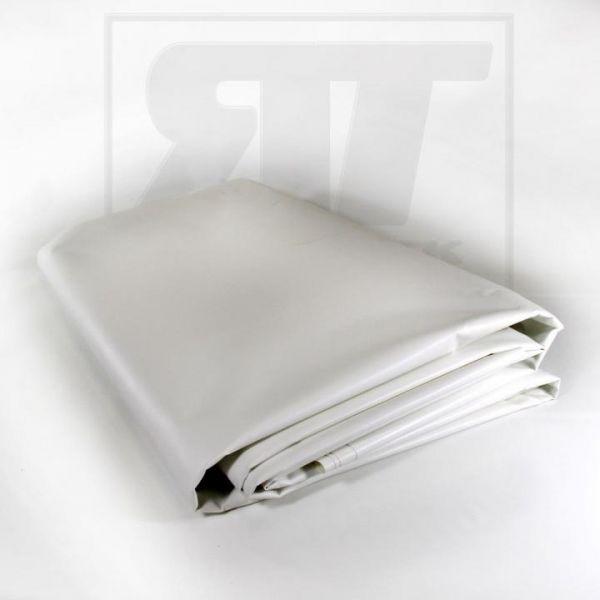 Rapid Teck® Abdeckplane Weiß