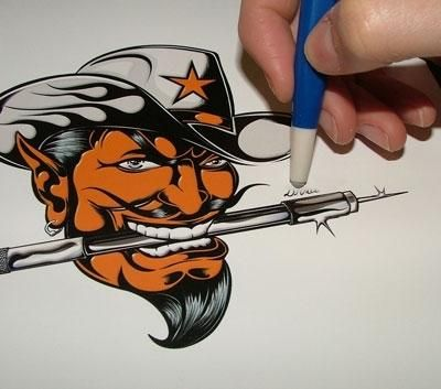 Yellotools PrintEx Pen Radierstift