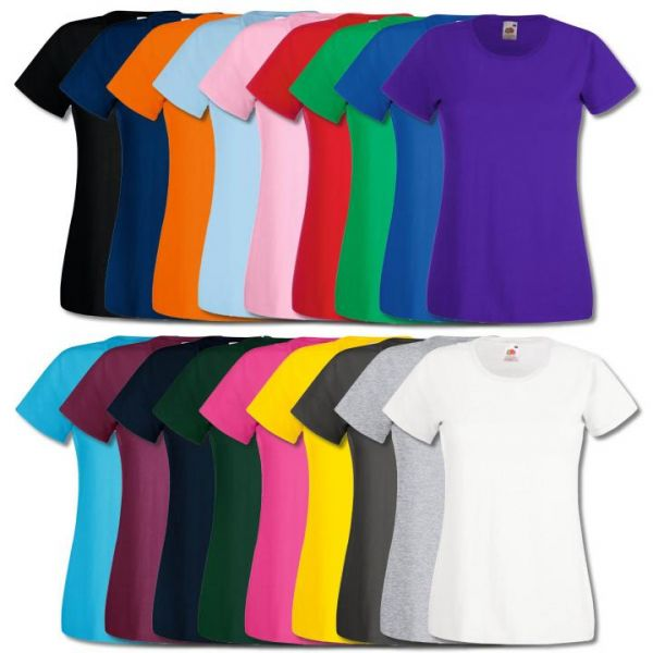 Fruit of the Loom® Damen T-Shirt