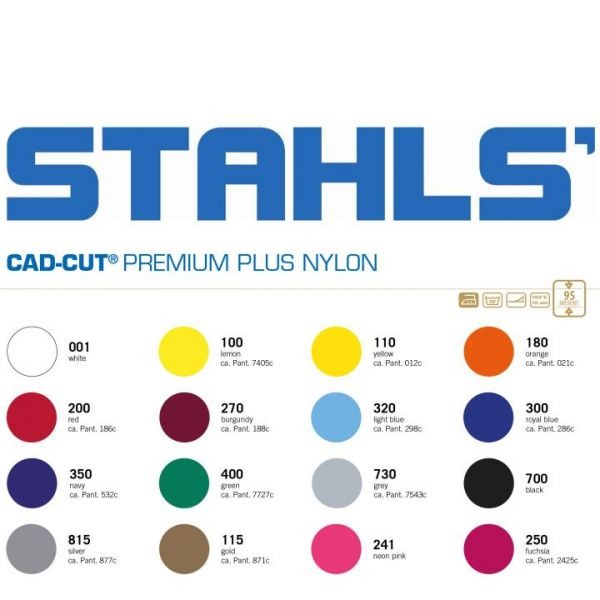 Stahls® CAD-CUT® Premium Plus Nylon Flexfolie