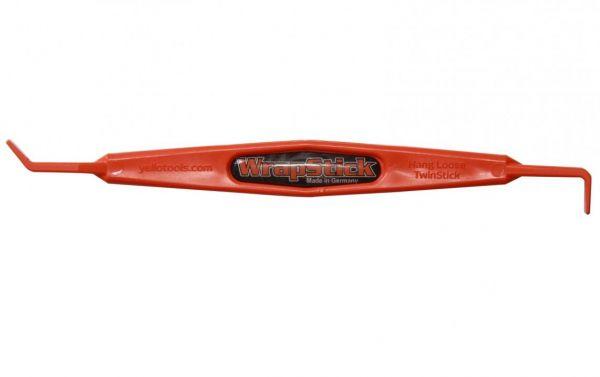 Yellotools WrapStick Hangloose Mini-Rakel mit Hakenform