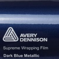 Avery Gloss Dark Blue Metallic