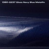 3M G237 Gloss Navy Blue Metallic