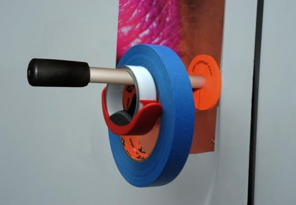 Yellotools LongMag HD Montagemagnet mit Aluminium-Griff
