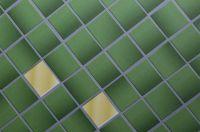 Z4 - Mosaik Grün & Gold