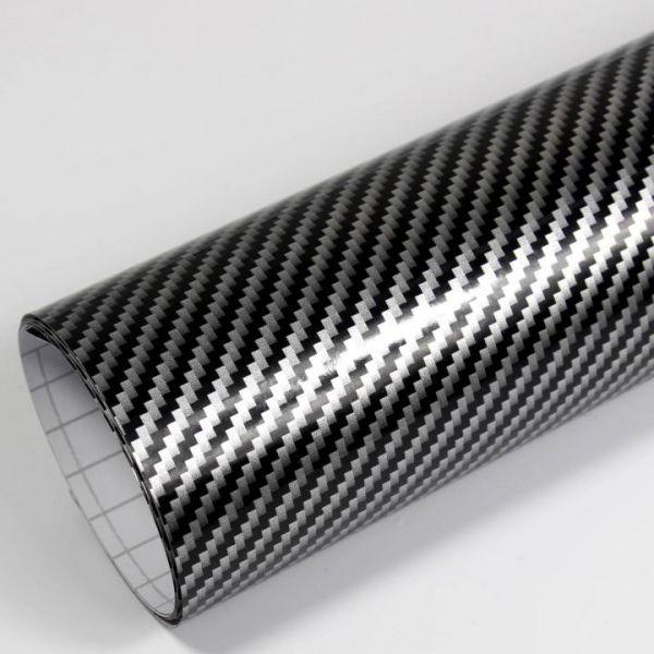 Rapid Teck® 2D Carbon Glanz Autofolie