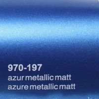 197 Azurblau Metallic