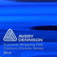 Avery Blue Chrome