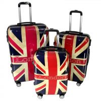 "Rapid Teck® Hartschalenkoffer ""London"""