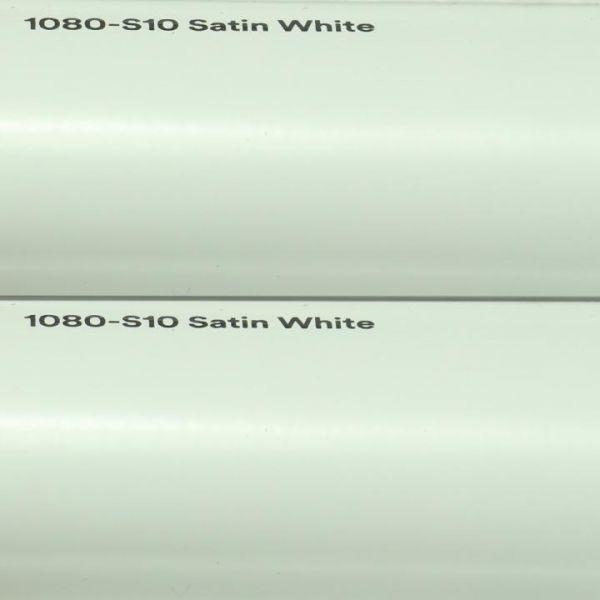 3M Scotchprint 1080-S10 Satin White Autofolie