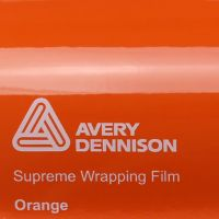 Avery Gloss Orange