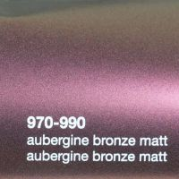 990 Aubergine-Bronze Matt